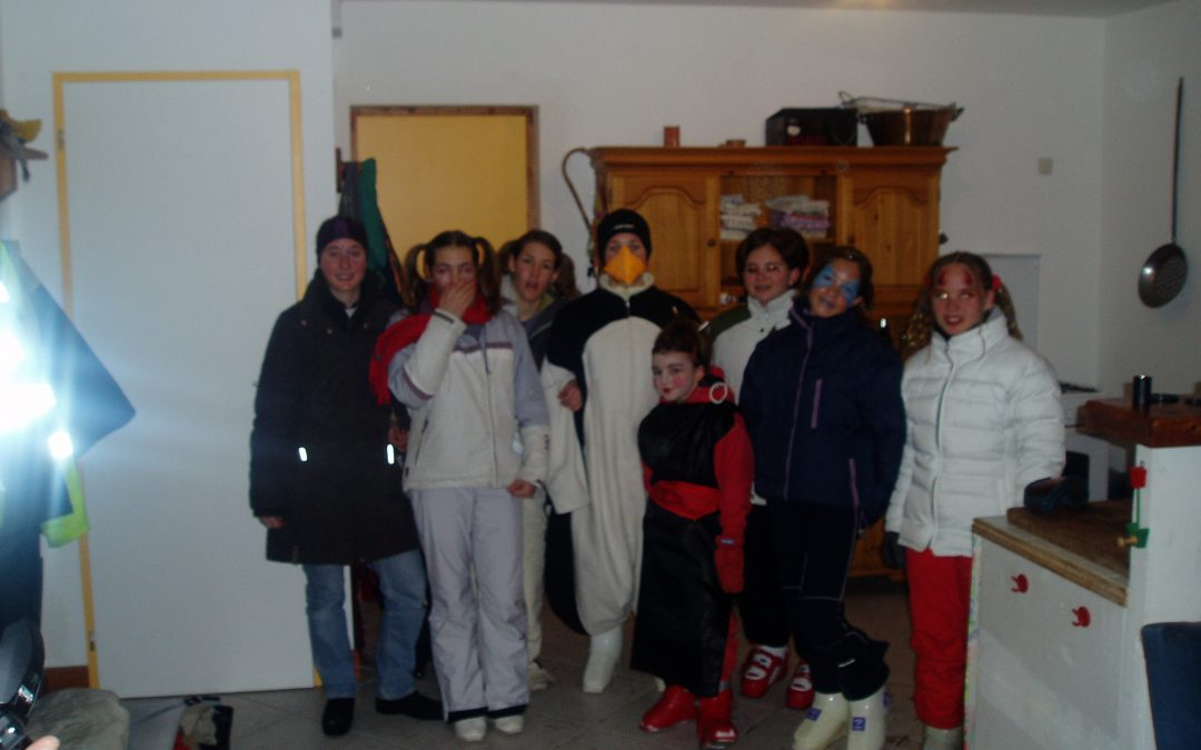 Ski Col D'Ornon