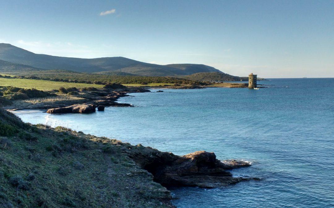Balade d'hiver sur le Cap Corse