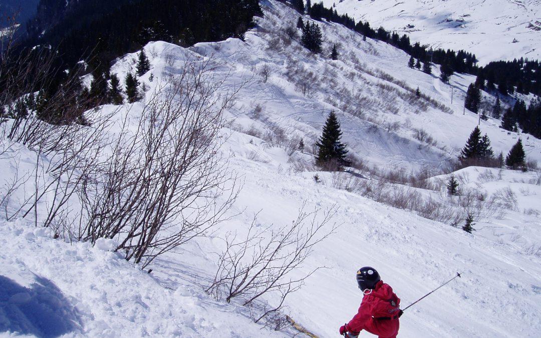 Pâques 2004 – Ski