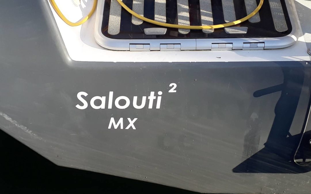 Voyage inaugural de Salouti ²
